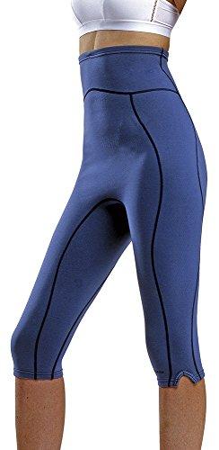 Vulkan Tensión Dinámica Body Corsario Termoactivo Reductor, Mujer, Azul, L
