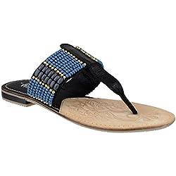 Riva Walker women's Sandals Black Size 38