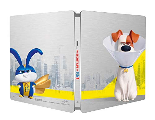 Pets 2 - Vita Da Animali (Steelbook)  ( Blu Ray)