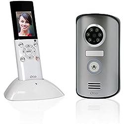 Otio–Portero automático con vídeo inalámbrico portátil