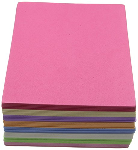 dovecraft-a5-foam-sheets-pack-of-40-assorted-pastel