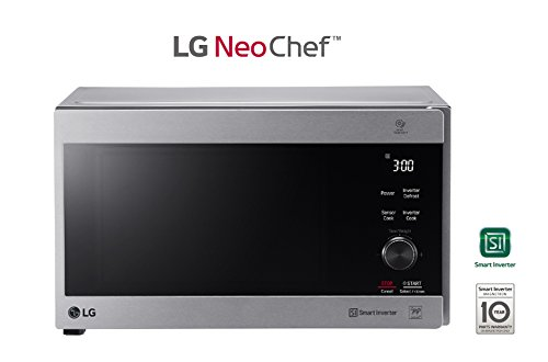 LG mh7265cps Horno Microondas Inverter grill Capacidad