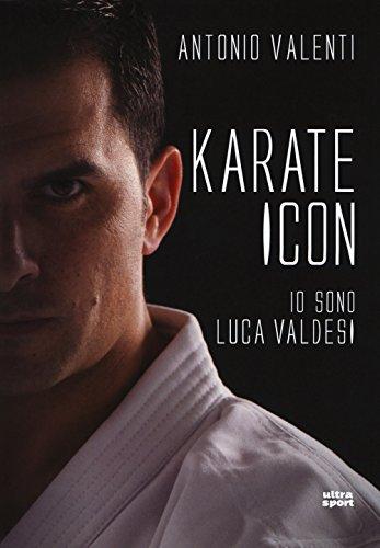 Karate icon. Io sono Luca Valdesi