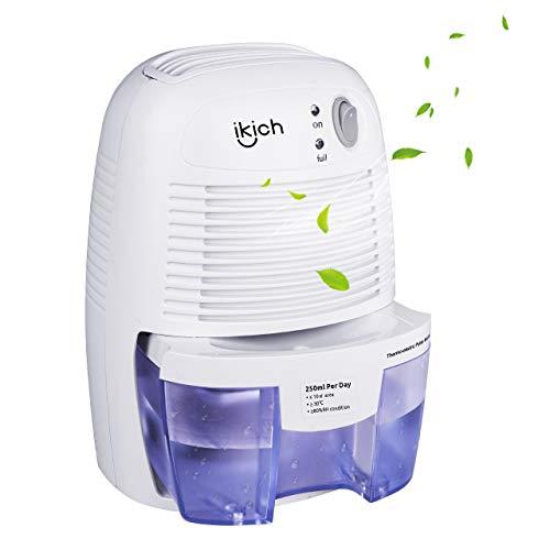 Patuoxun Aroma Luftbefeuchter für Studienbüro Schlafzimmer Wohnzimmer Badezimmer - (Helle Holzmaserung) - Ultra-feinen Nebel