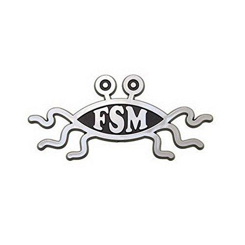 Fengteng Flug das Monstrum der Spaghetti FSM Autoaufkleber Atheist Aufkleber Geschenk