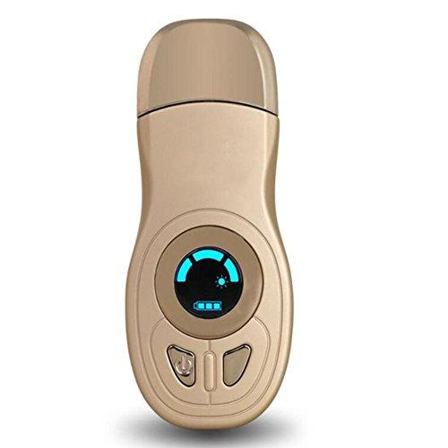 Dauerhaft Laser Haarentfernung Maschine Blu-ray Heiß Haarentfernung USB Schmerzlos Ganzer Körper Verwenden Epilator , gold