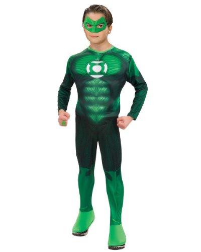 Kostüm Green Lantern Hal Jordan für Teenager