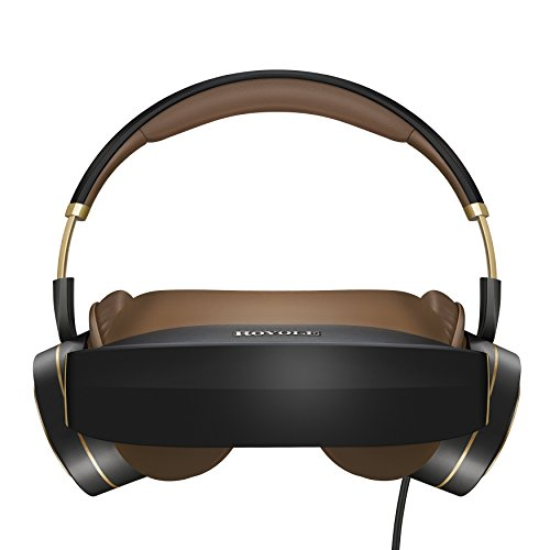 Royole RY0102EUNB2 Moon 3D VR Kopfhörer Virtual Mobile Theater Videobrille schwarz