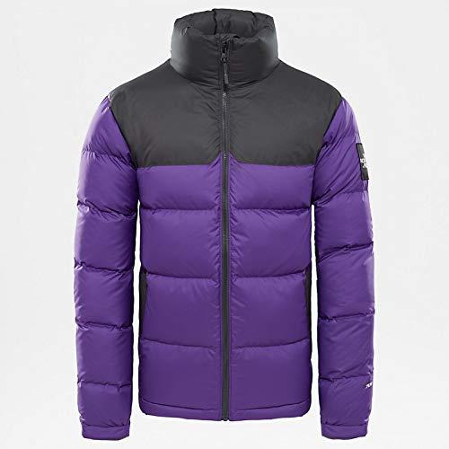 The North Face M 1992 Nuptse Jacket Tillandsiaprpl/Asphaltgry XL -