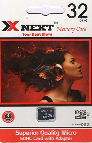 Ultra 64GB Micro-SDXC UHS-I Karte Class 10mit Adapter High Speed Speicherkarte TF-Karte (64g) 64GB (Sd-karten 64g)