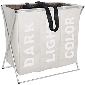 Darks lights colours laundry basket kitchen home - Whites and darks laundry basket ...
