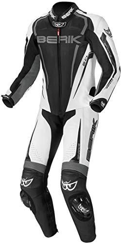 Berik Race-X - Tuta da motociclista in pelle, 1 pezzo