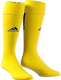 watch 0e3a6 73f62 adidas Bambini Santos Sock 18 Calze, Bambini, CV8104, GialloNero, ...