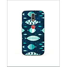 Moto g4 plus ht003 (204) Mobile Case by oker
