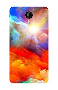 ROBMOB's High Quality Printed Desgner Back Cover For Micromax Canvas 3 (E455)
