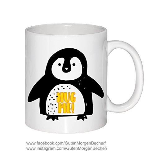 Becher Pinguin