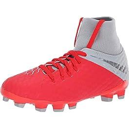 official photos 76fc2 c4bd2 Nike Jr Hypervenom 3 Academy DF Fg, Scarpe da Calcetto Indoor Unisex –  Bambini ...