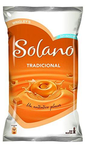 Solano - Traditionell - Karamellbonbons ohne Zucker mit Sahnegeschmack - 900 g