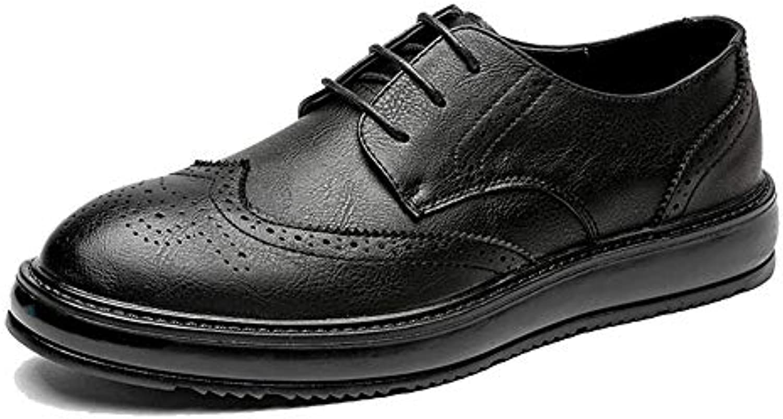 Hongjun-scarpe Scarpe Scarpe Scarpe Uomo 2018, Scarpe Oxford Moda Uomo, scolpiture Classiche Casual respirano Scarpe Stile Brogue... | Prima Consumatori  | Scolaro/Ragazze Scarpa  bc8fe0