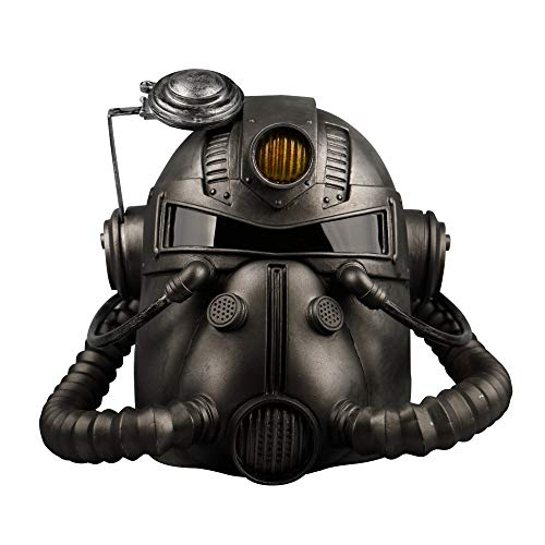 Kostüm Rüstung Power - VAWAA Spiel Power Rüstung Helm Tragbare T-51 Helm Cosplay Fallen Aus Handgemachte Helm Erwachsene Halloween Prop