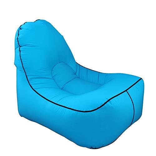 XQxiqi689sy Sommer-Ausrüstung für den Sommer, aufblasbar, leicht, tragbar, warm, blau (Photobooth Für Verkauf)
