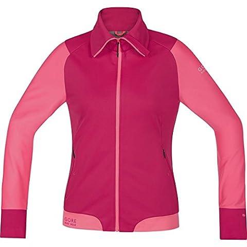 GORE BIKE WEAR Damen Warme Soft Shell Mountainbike-Jacke, Stretch, GORE