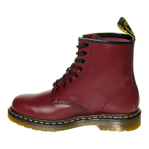Dr Martens 1460 Boots (Cherry Red - Rot) Rot