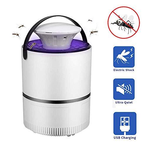 LayOPO Bug Zapper, Anti-Moustique électrique USB...
