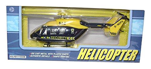 Richmond Toys 111046 - Helicóptero de Seguridad, Detalles auténticos, Cuchillas giratorias