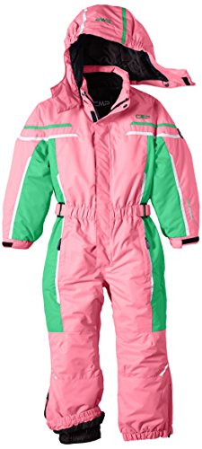 CMP Mädchen Overall, Pink Fluo, 98, 3W05245K