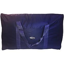 Grand sac de sport XL de 135litres Sac idéal pour le sport, la salle de sport, les voyages, le camping et le rangement. Toile très Résistante et imperméable.