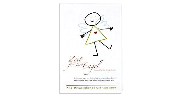 Engel-Bausatz: individuelle Engelkarten selbst gestalten: Amazon.de ...