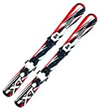 Tecno Pro Ski Kinderski XT-Team JR-Series 90cm + Bindung TC45 Kinder Alpinski
