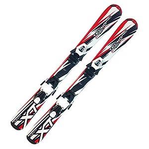 Tecno Pro Ski Kinderski XT-Team JR-Series + Bindung TC45 Kinder Alpinski