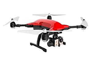 Sim Too Pro Pack 4K Drone Camera - Red