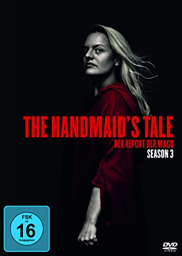 The Handmaid\'s Tale - Der Report der Magd, Season 3 [5 DVDs]