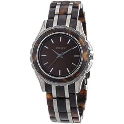 DKNY Ladies'Watch XS Analogue Quartz NY8701 Resin