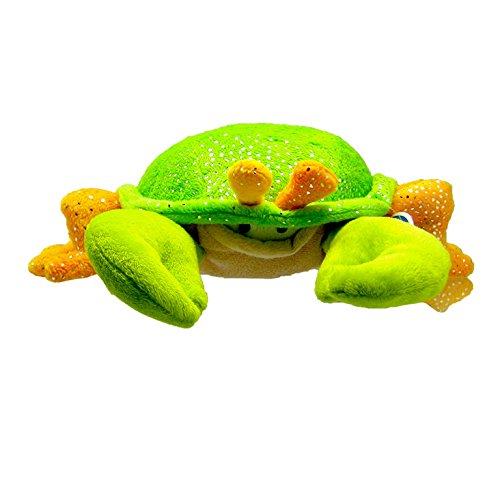 wild-planet-k7422-farbenfrohes-kuscheltier-krabbe-25-cm