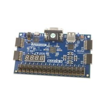 Amazon in: Buy Digilent Basys3 Xilinx Artix-7 FPGA Board