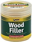 Everbuild MPWOODLTOAK2 250 ml Multi-Purpose Wood Filler Light Oak