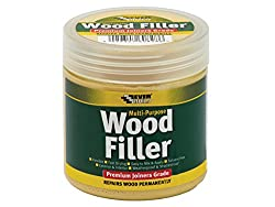 Everbuild Multi Purpose Premium Joiners Grade Wood Filler 250ml Pine