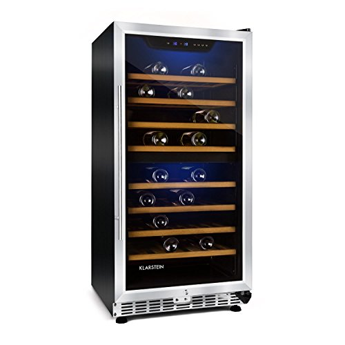 Klarstein Piccola Reserva • Weinkühlschrank • Weinkühler • freistehender...