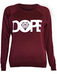 femmes dope chandail (womens dope sweater)