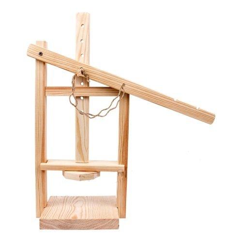 Fromage Presse de Fabrication de fromage Gouda Recette Fromagerie avec levier en bois pour maison neuf 411350