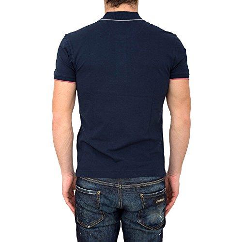 La Martina Herren Poloshirt Blau - Blau