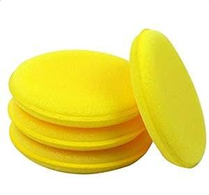 Da.Wa 12x Waxing Polishing Foam Sponges Wax Applicator Cleaning Detailing Pads for Car