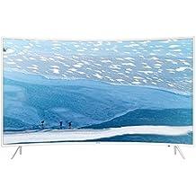 Samsung KU6519 138 cm (55 Zoll) Curved Fernseher (Ultra HD, Triple Tuner, Smart TV)