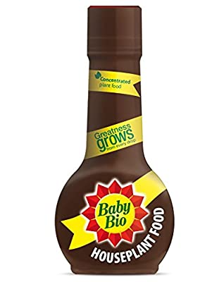 Bayer Cropscience Ltd Baby Bio Original House Plant Food, Concentrate - 175 ml : everything £5 (or less!)