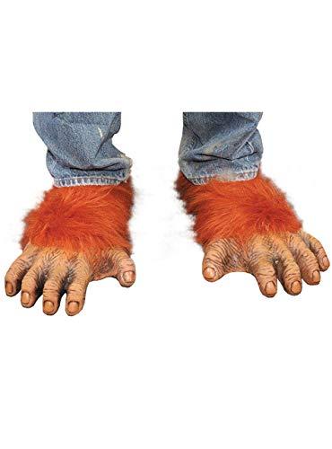Zagone Studios F1004 Orangutan Feet (Zagone Studios Kostüm)