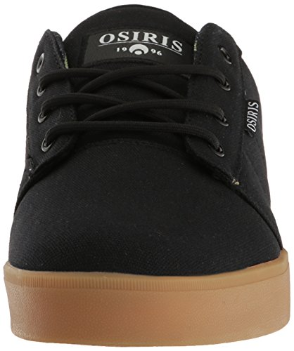 Osiris, Scarpe da Skateboard uomo nero Black Black/White/Hawaiian